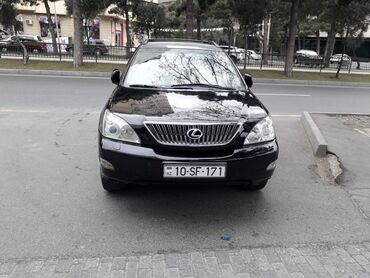 Lexus Azərbaycanda: Lexus RX 2 3.5 l. 2006 | 255000 km