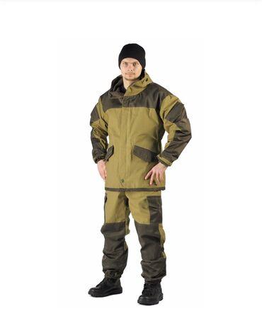 """Костюм мужской """"Горка 3"""" демисезонный палатка 270 гр/м2 хаки 100%"""