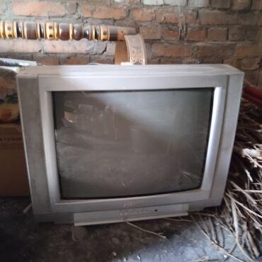 Электроника - Кызыл-Кия: Бэушный телевизор сатылат Баасы келишим турдо Кайрылыныздар