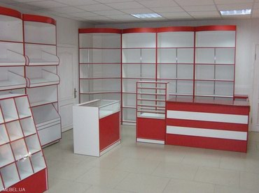 Стеллажи для магазинов в Бишкеке в Бишкек