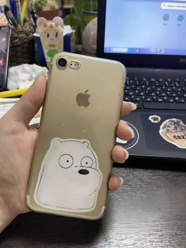 gold man бишкек in Кыргызстан   APPLE IPHONE: IPhone 7   32 ГБ   Rose Gold Жаңы