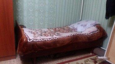 кровать в отличном состоянии + матрас  в Бишкек
