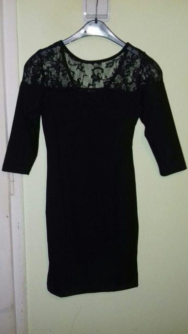 Bershka haljina, nosena samo jednom prilikom, velicina M. - Belgrade