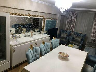 Parketler - Azərbaycan: Qarayev metrosu yaxınlığında 70kvadrat 9mertebeli binanın 2ci
