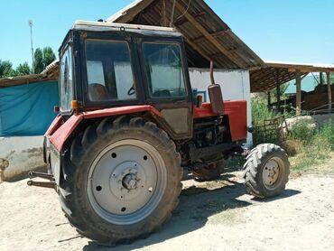 Трактор Шамалдуу сайда