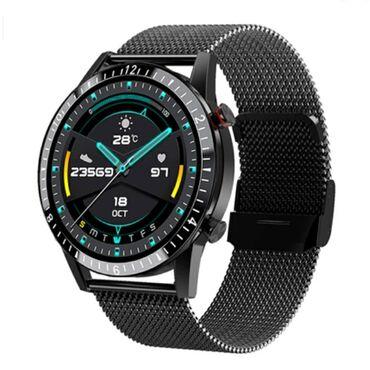 Личные вещи - Гульча: Смарт часы smart watch l13 +бесплатная доставка по кыргызстануцена