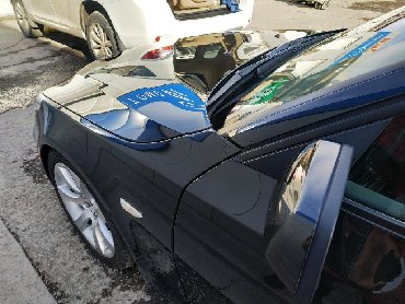 Профессиональная Полировка авто с нанесением жидкого стекла Полировка