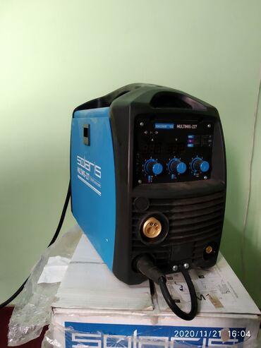 Другие инструменты - Сокулук: Продаю сварочный апарат 3в1 ММА,МИГ-МАГ,ТИГ.новый в упаковке цена