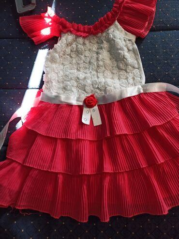 Decije haljine - Krusevac: Prelepa haljinica za devojčice, veličina 4(104cm),made in