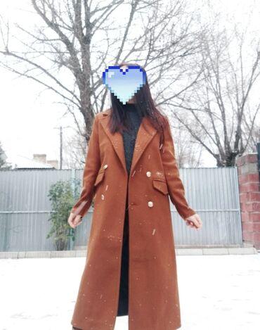 Пальто новое Размер М  Осень-зима   1900сом