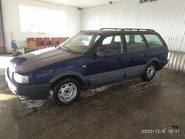 Volkswagen Passat 1.8 л. 1991