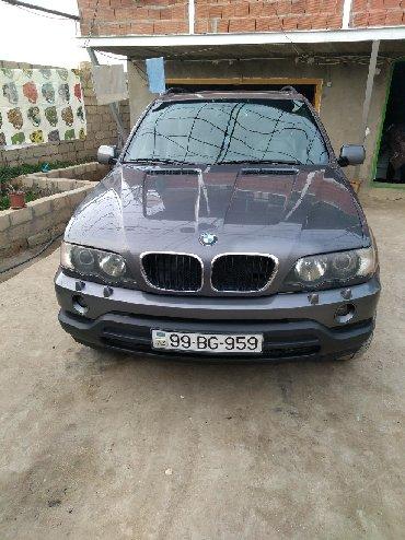 bmw-3-серия-330i-6mt - Azərbaycan: BMW X5 3 l. 2002