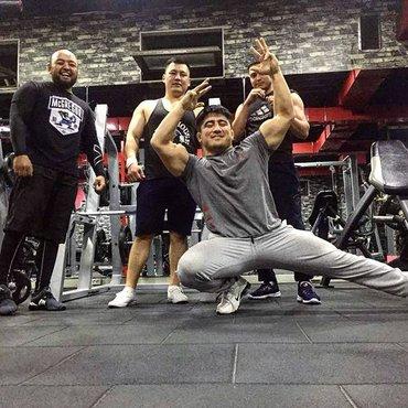 """Ация 2+1 в подарок !Фитнес клуб """"Gold Fitness в Бишкек"""