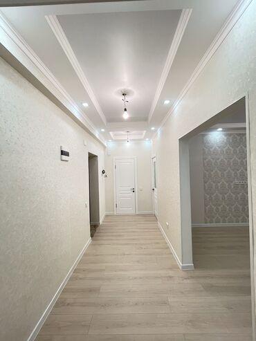Недвижимость - Джал мкр (в т.ч. Верхний, Нижний, Средний): Элитка, 2 комнаты, 63 кв. м Видеонаблюдение, Дизайнерский ремонт, Лифт