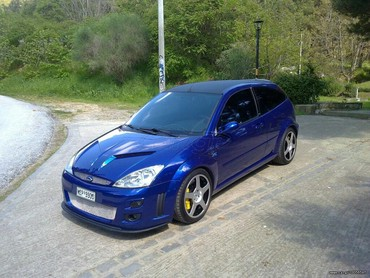 Ford Focus RS 2004