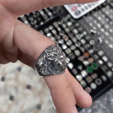 Bakı şəhərində Серебряное кольцо для мужчин (kiwi ucun gumuw