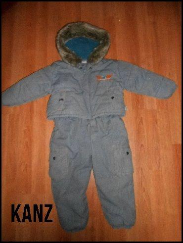 Skafander-10 - Srbija: Skafander KANZ vel. 3-4 (104)izgleda kao jakna i ski