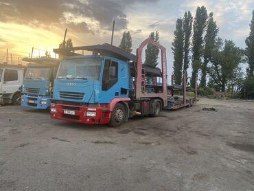 китайские грузовые шины в бишкеке в Кыргызстан: Ивеко Стралис 4300 лошадь  Каропка Автомат Горный  Состояние отличное
