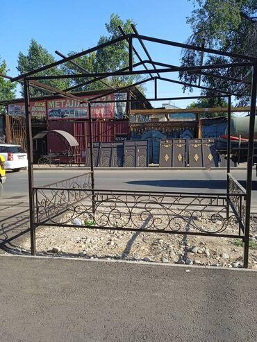 беседки бишкек in Кыргызстан | ГРУЗОВЫЕ ПЕРЕВОЗКИ: Тапчан 3 на 2,5 Каркас металическая. Поперечные есть 2шт 4 стойками