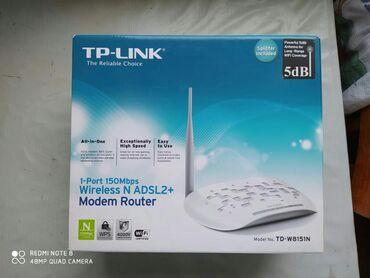 Wifi modem. Real aliciya endirim var