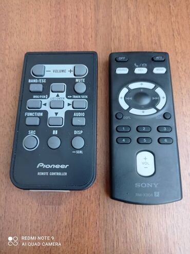 pioneer 6050 в Кыргызстан: Пульт не авто магнит. Sony. pioneer