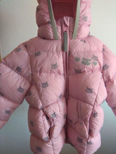 Texstar dečija jakna 9-12 meseci