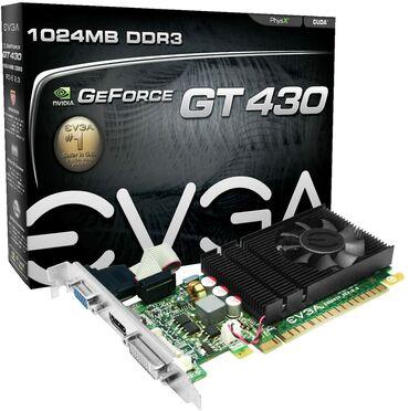 geforce gt 630 2gb в Кыргызстан: Видеокарта Forsa GeForce®GT 430 1 Гб DDR3 OEM