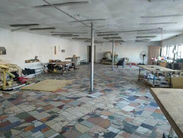 аренда-помещение-под-производство в Кыргызстан: Сдается помещение 155 кв.м 2 этаж . Удобно под швейное производство