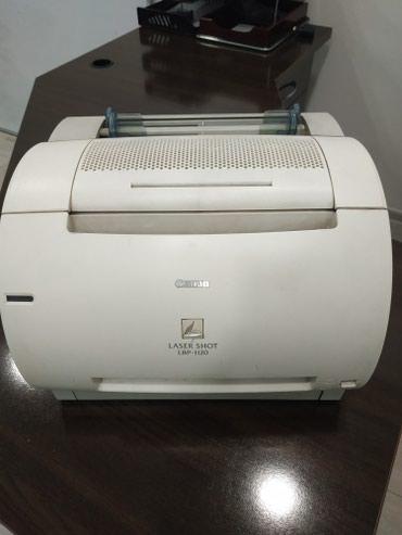 Принтер CANON Laser Shot LBP-1120 в Бишкек