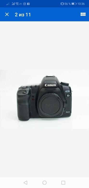Fotoaparatlar - Qusar: Canon eos 5D mark 2 probeg 5k body. Nömrəye zəng catmasa whatsappda