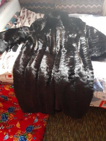 шубу и полушубок в Кыргызстан: Продам шубу