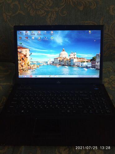 Электроника - Кемин: Добрый день! Продам ноутбук. Рабочий. Состояние 4 из 5. Для несложных