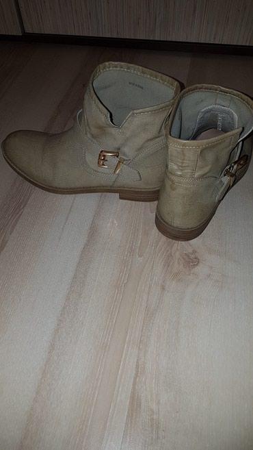 Poluduboke Bata cizme, vrlo malo nosene, u odlicnom stanju, bez boje, - Bor