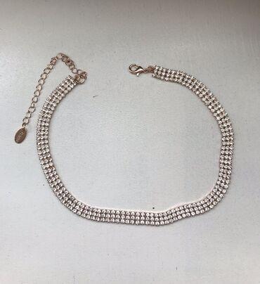 Nakit   Nis: Ogrlica za svecane prilike Jednom nosena, bez ostecenja