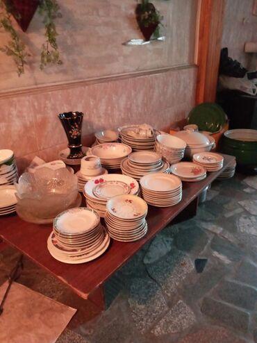 Кухонные принадлежности в Токмак: Посуда разная, по низкой цене
