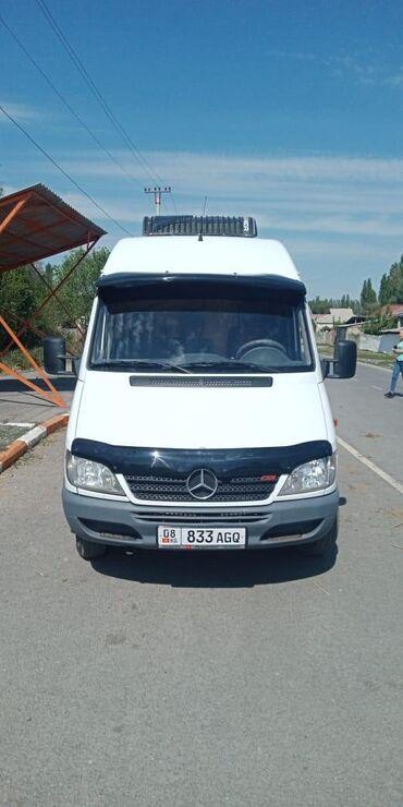 работа кара балта сегодня in Кыргызстан   КАРТИНЫ И ФОТО: Mercedes-Benz Sprinter 2.7 л. 2005