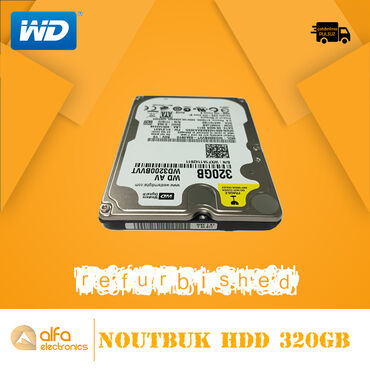 Brand : Western digitalModel: WD3200BVVTStatus: Refurbished