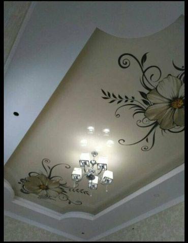 Натяжной потолок жасайбыз бардык турун в Бишкек