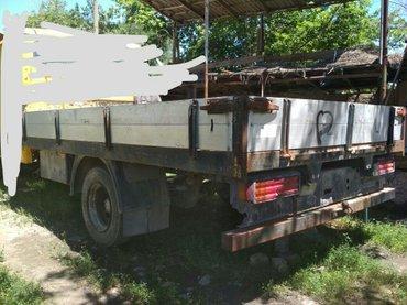 Продаётся борт Мерседес гигант длина -3.80 ширина- 2.20 в Сокулук