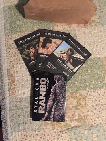 Rambo trilogy! σε Άρτα - εικόνες 2