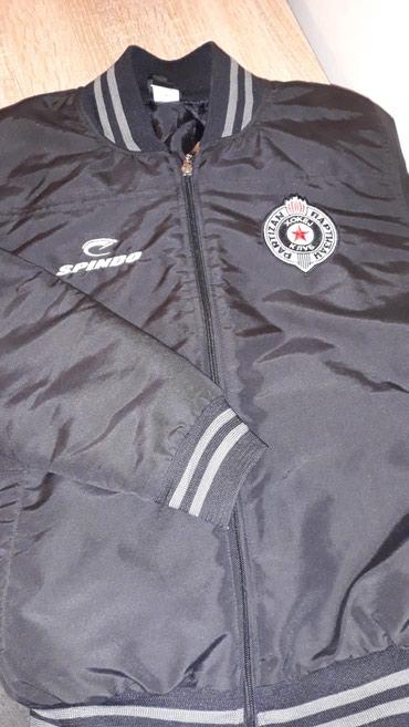 Partizan kacket - Srbija: Bomber jakna . Partizan