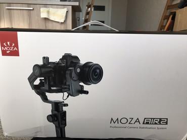 sony-a7-iii-бишкек в Кыргызстан: Электрический стабилизатор для зеркального фотоаппарата Moza Air 2