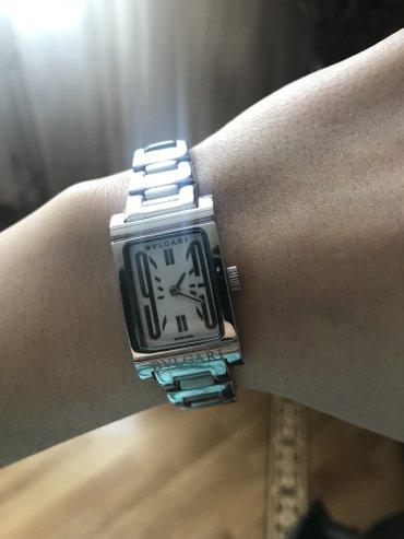 Bakı şəhərində Bulgari (bvlgari) original a klass saat. Xaricden getirilib. часы