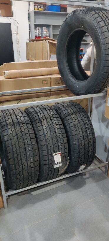 Новые авто шины Йокохама Yokohama Ice guard. Япония. 4 баллона