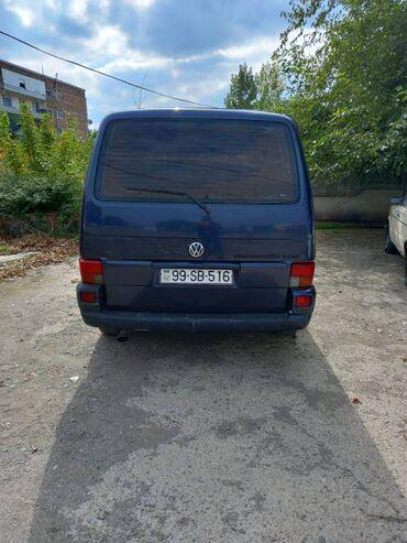 89 elan | NƏQLIYYAT: Volkswagen Caravelle 2.8 l. 1998 | 150000 km