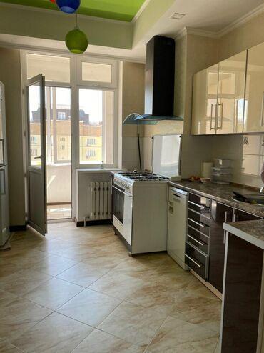 Сдается квартира: 3 комнаты, 89 кв. м, Бишкек