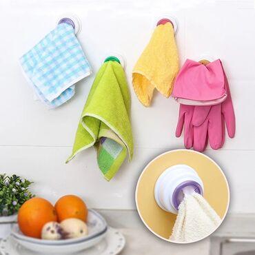 Держатель для полотенец для ванной и кухни