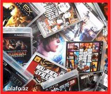 Bakı şəhərində Оригинальные диски на Sony Playstation 3Цены на все диски указаны,