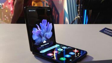 İşlənmiş Samsung Z Flip 256 GB qara