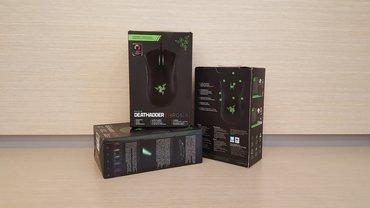 Razer deathadder chroma (new with box) gaming mouse в Баку
